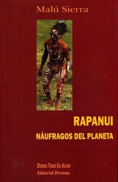 portada Rapanui. Náufragos del Planeta