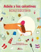 Adela y los Calcetines Desaparecidos - Florencia Herrera - Amanuta