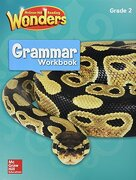 Wonders Grammar Workbook gr. 2 - Mcgraw Hill - Mcgraw Hill