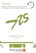 Comentario de Textos - María Jesús García Domínguez,Vicente Marrero Pulido - Servicio De Publicaciones Y Difusión Científica De La Universidad De Las Palmas De Gran Canaria