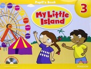 My Little Island Level 3 Student's Book and cd rom Pack (libro en inglés) - Leone Dyson - Pearson Educacion S.A.