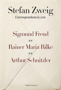 portada Correspondencia con Sigmund Freud, Rainer Maria Rilke y Arthur Schnitzler
