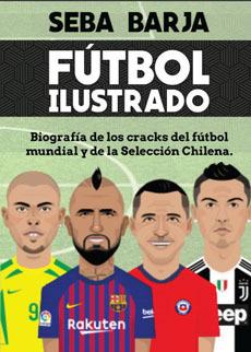 portada Futbol Ilustrado. Biografia de los Cracks del Futbol Mundial