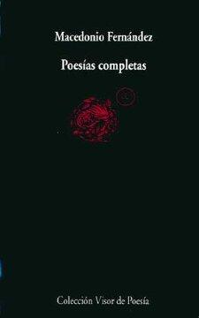 portada Poesías Completas (Visor de Poesía)