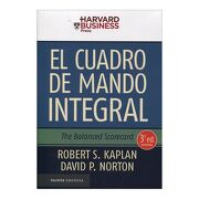 El Cuadro de Mando Integral - Robert Kaplan - Paidos