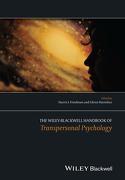 The Wiley-Blackwell Handbook of Transpersonal Psychology (libro en inglés) - Harris L. Friedman, Glenn Hartelius - Paperbackshop Uk Import