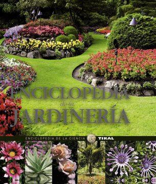 portada Enciclopedia de la Jardinería
