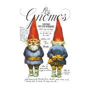 Los Gnomos (Libros Ilustrados) - Rien Poortvliet,Wil Huygen - Montena