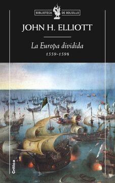 portada La Europa Dividida (1559-1598)