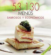 Menús Sabrosos y Económicos (53. 130 Menús) - María Aldave - Libsa
