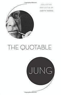 portada The Quotable Jung (libro en Inglés)