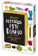 Maletín Destroza Este Diario - Keri Smith - Ediciones Paidós