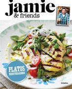 Platos Mediterraneos Jamie &Friends-Grij - Jamie Oliver - Grijalbo