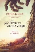Un Monstruo Viene a Verme - Patrick Ness - Montena