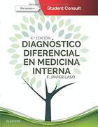 Diagnóstico Diferencial en Medicina Interna (4ª Ed. ) - Francisco Javier Laso Guzmán - Elsevier España, S.L.U.