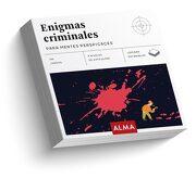 Enigmas Criminales Para Mentes Perspicaces - Pedro Avilés - Alma