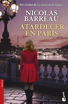 portada Atardecer en París