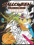 Halloween Coloring Book for Kids (libro en inglés)