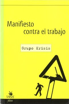 portada Manifiesto Contra el Trabajo