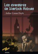 Las Aventuras de Sherlock Holmes - Arthur Conan Doyle - Anaya