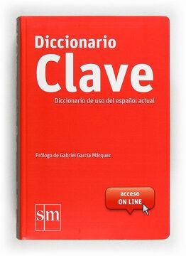 portada Diccionario Clave. Lengua Española