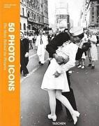 Cincuenta Fotografias Miticas (libro en Castellano Encuadernación: Tapa Dura Páginas: 304 Dimensiones: 24 X 30.5 ) - Hans-Michael Koetzle - Taschen