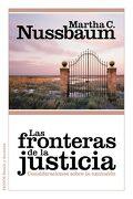Las Fronteras de la Justicia - Martha C. Nussbaum - Ediciones Paidós