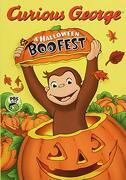 Curious George: A Halloween boo Fest (libro en inglés) - H. A. Rey - Houghton Mifflin