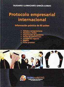 portada Protocolo Empresarial Internacional