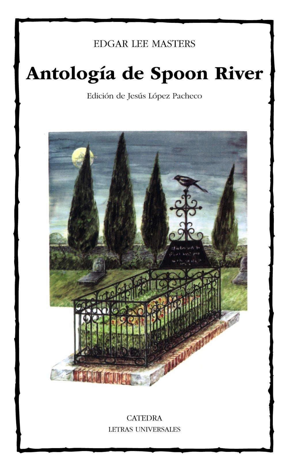 Antologia de spoon river; edgar lee masters