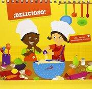 Delicioso!   100 Recetas Sencillas Para Niños! (Actividades y Destrezas) - Varios Autores - San Pablo, Editorial