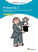 Santillana Cuadernos Problemas 2 con Solucionario Santillana - Varios Autores - Santillana