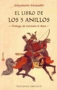 El Libro de los 5 Anillos - Miyamoto Musashi - Obelisco
