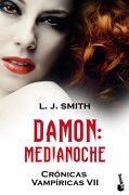 Cronicas Vampiricas Vii: Damon. Medianoche  Bolsillo - L. J. Smith - Booket