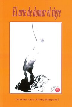 portada El Arte de Domar el Tigre