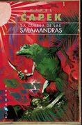 La guerra de las salamandras - Karel Capek - Gigamesh