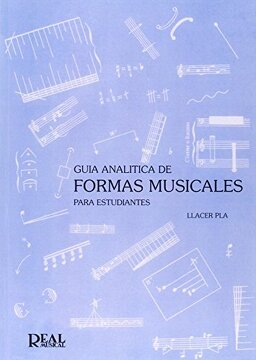 portada Guía Analítica de Formas Musicales Para Estudiantes (rm Pedag. Libros Tècnicos)