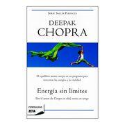 Energia sin Limites (Bolsillo Zeta) - Deepak Chopra - B De Bolsillo (Ediciones B)