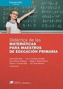 Didáctica de las Matemáticas Para Maestros de Educación Primaria - Carrillo Yáñez, José ,Climent Rodríguez, Nuria ,Contreras González, Luis Carlos - Ediciones Paraninfo, S.A