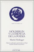 Holderlin y la Esencia de la Poesia - Martin Heidegger - Anthropos Research & Publications
