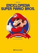 Enciclopedia Super Mario Bros 30ª Aniversario - AA. VV. - Planeta DeAgostini Cómics