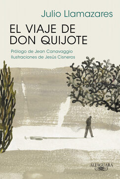 portada El Viaje de don Quijote (Fuera Coleccion Alfaguara Adultos)