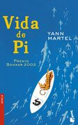 Vida de pi (Premio Booker 2002) - Yann Martel - Booket