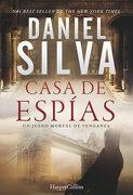 Casa de Espías (Harpercollins) - Daniel Silva - Harpercollins