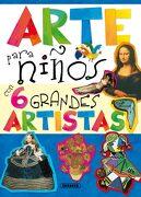 Arte Para Niños con 6 Grandes Artistas - Susaeta Ediciones S A - Susaeta