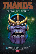 Thanos. El Final del Infinito - Starlin Jim - Panini Comics