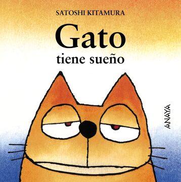 portada Gato Tiene Sueño (Primeros Lectores (1-5 Años) - mi Primera Sopa de Libros)