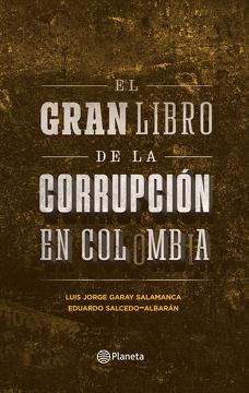 portada El Gran Libro de la Corrupción en Colombia
