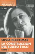 Construccion del Sujeto Etico - SILVIA BLEICHMAR - PAIDOS