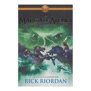 3 - los Heroes del Olimpo - la Marca de Atenea - Rick Riordan - Montena